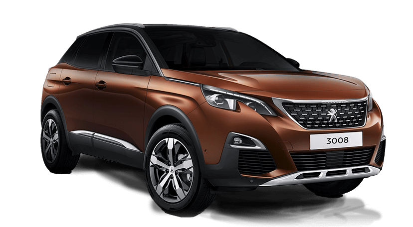 <h4>NEW Peugeot 3008 Automatic</h4>