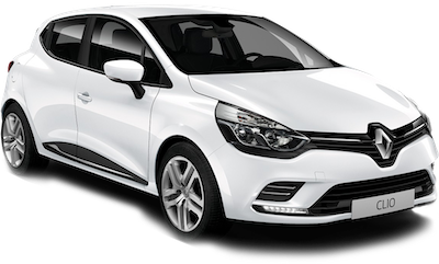 <h4>Renault Clio Automatic</h4>